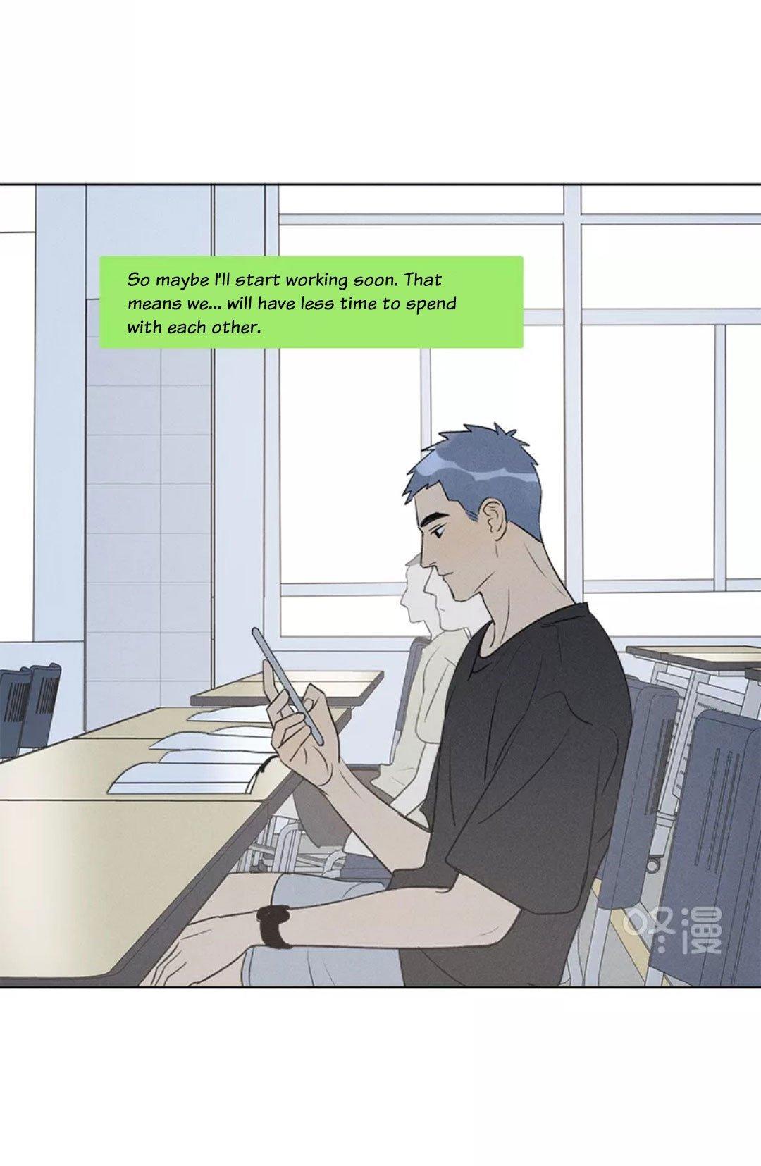 Manga Here U Are - Chapter 137 Page 21