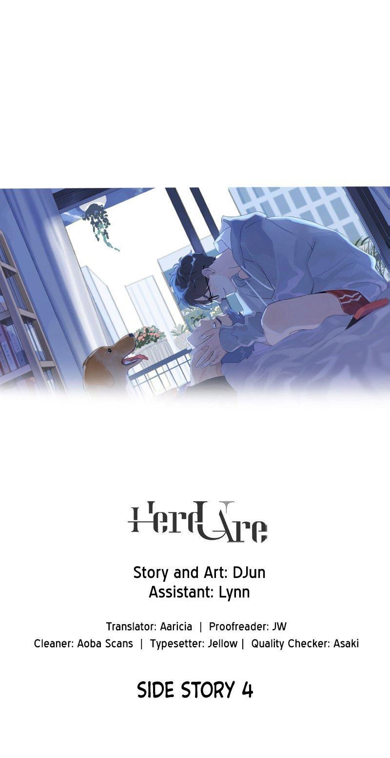 Manga Here U Are - Chapter 137.7 Page 1