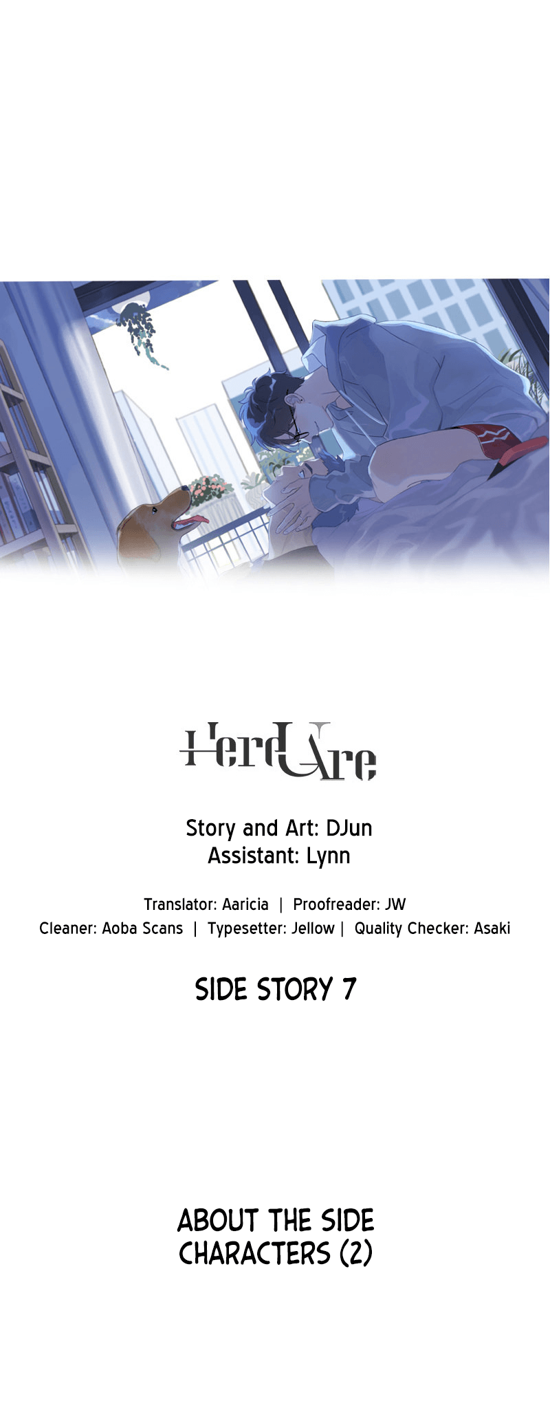 Manga Here U Are - Chapter 138 Page 1