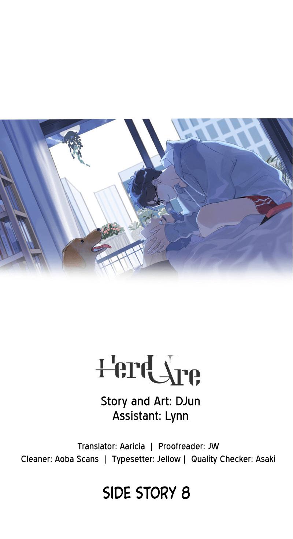 Manga Here U Are - Chapter 138.1 Page 1