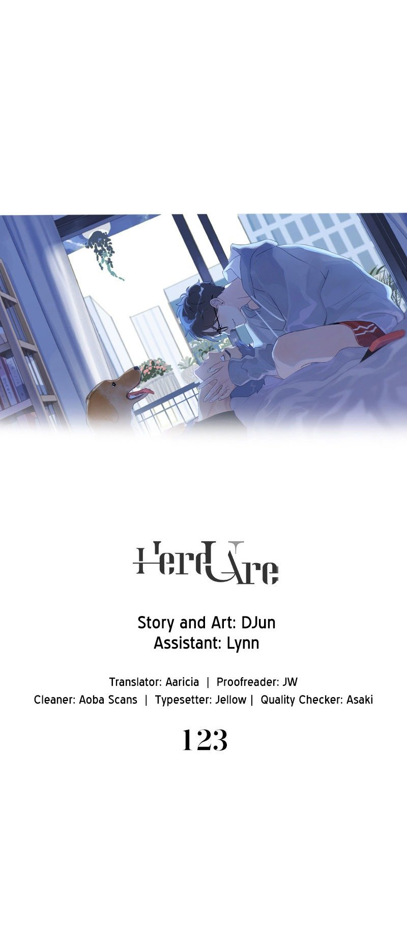 Manga Here U Are - Chapter 123 Page 1