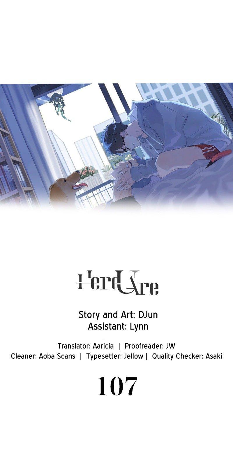 Manga Here U Are - Chapter 107 Page 1