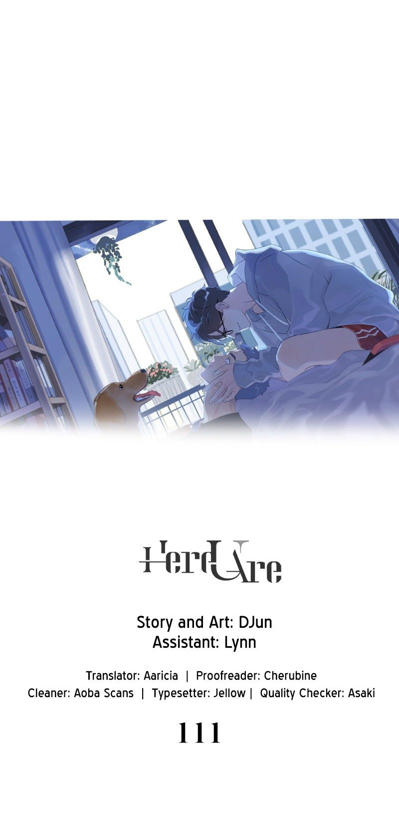 Manga Here U Are - Chapter 111 Page 1