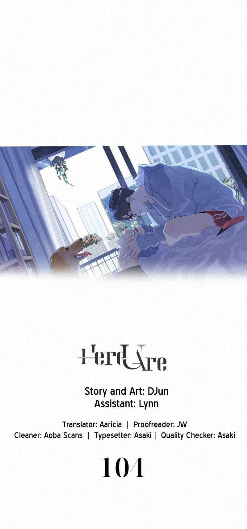 Manga Here U Are - Chapter 104 Page 1