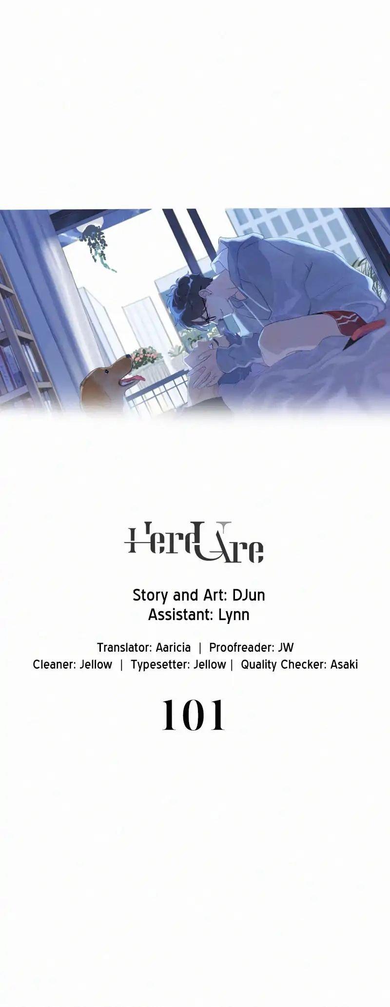 Manga Here U Are - Chapter 101 Page 1