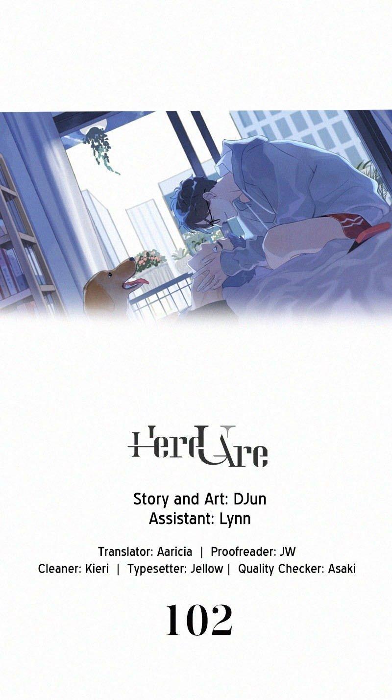 Manga Here U Are - Chapter 102 Page 1