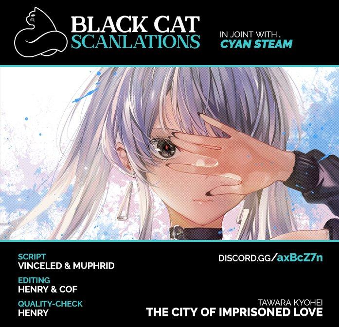 Manga City of Love Prison - Chapter 32 Page 1