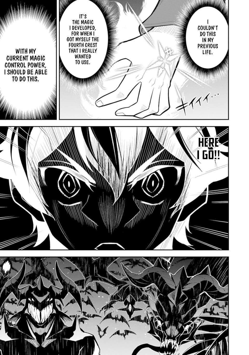 Manga Marked for Failure, the World's Strongest Sage Reincarnates for a Do-Over! - Chapter 32 Page 39