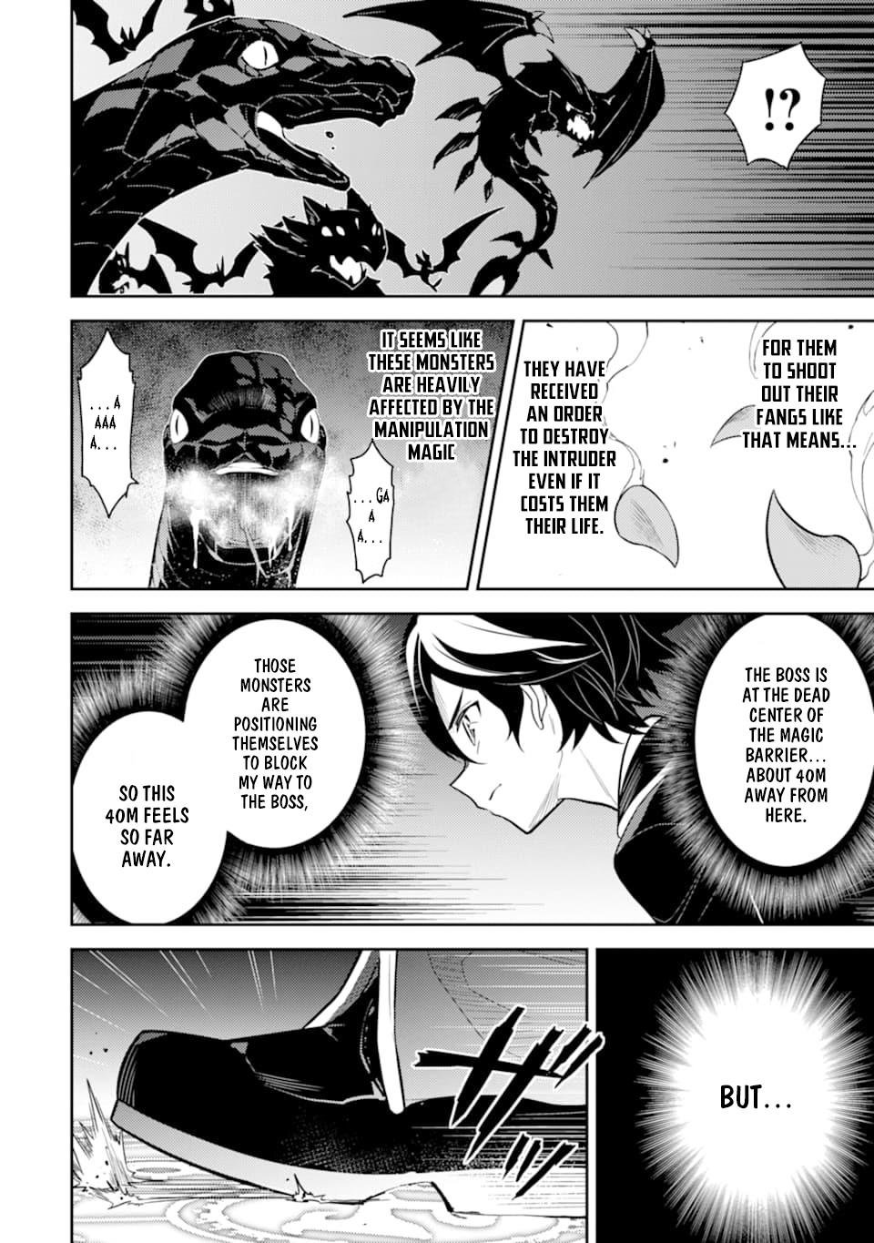 Manga Marked for Failure, the World's Strongest Sage Reincarnates for a Do-Over! - Chapter 32 Page 30