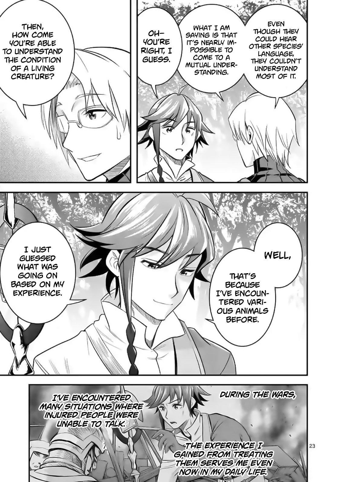 Manga 100-nin no Eiyuu o Sodateta Saikyou Yogensha wa, Boukensha ni Natte mo Sekaijuu no Deshi kara Shitawarete Masu - Chapter 19 Page 24
