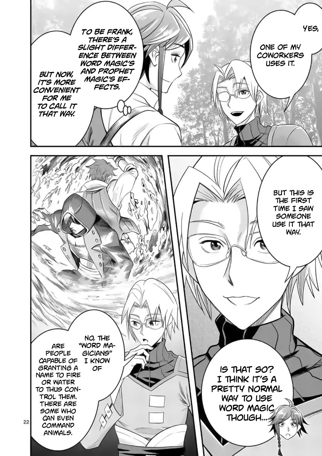 Manga 100-nin no Eiyuu o Sodateta Saikyou Yogensha wa, Boukensha ni Natte mo Sekaijuu no Deshi kara Shitawarete Masu - Chapter 19 Page 23