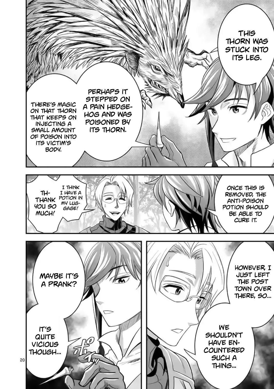 Manga 100-nin no Eiyuu o Sodateta Saikyou Yogensha wa, Boukensha ni Natte mo Sekaijuu no Deshi kara Shitawarete Masu - Chapter 19 Page 21