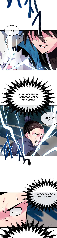 Manga Volcanic Age - Chapter 156 Page 29