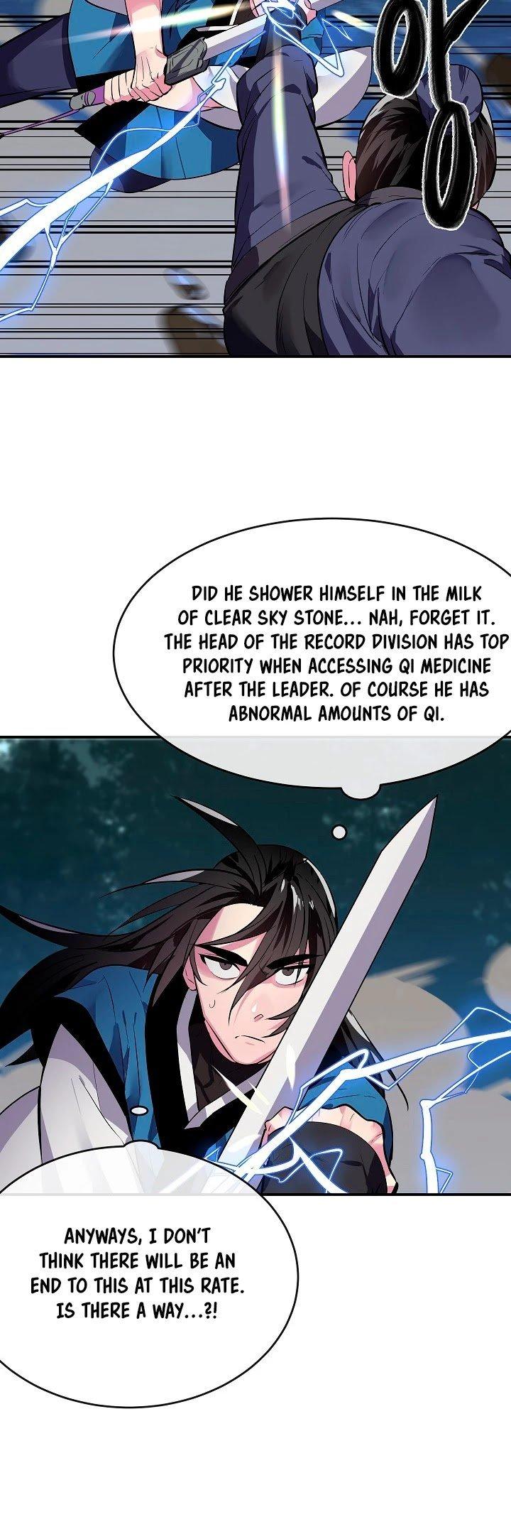 Manga Volcanic Age - Chapter 156 Page 13