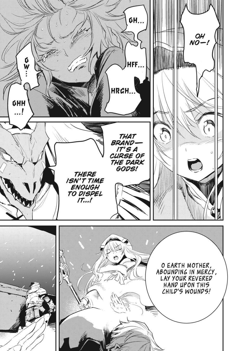 Manga Goblin Slayer - Chapter 49 Page 25