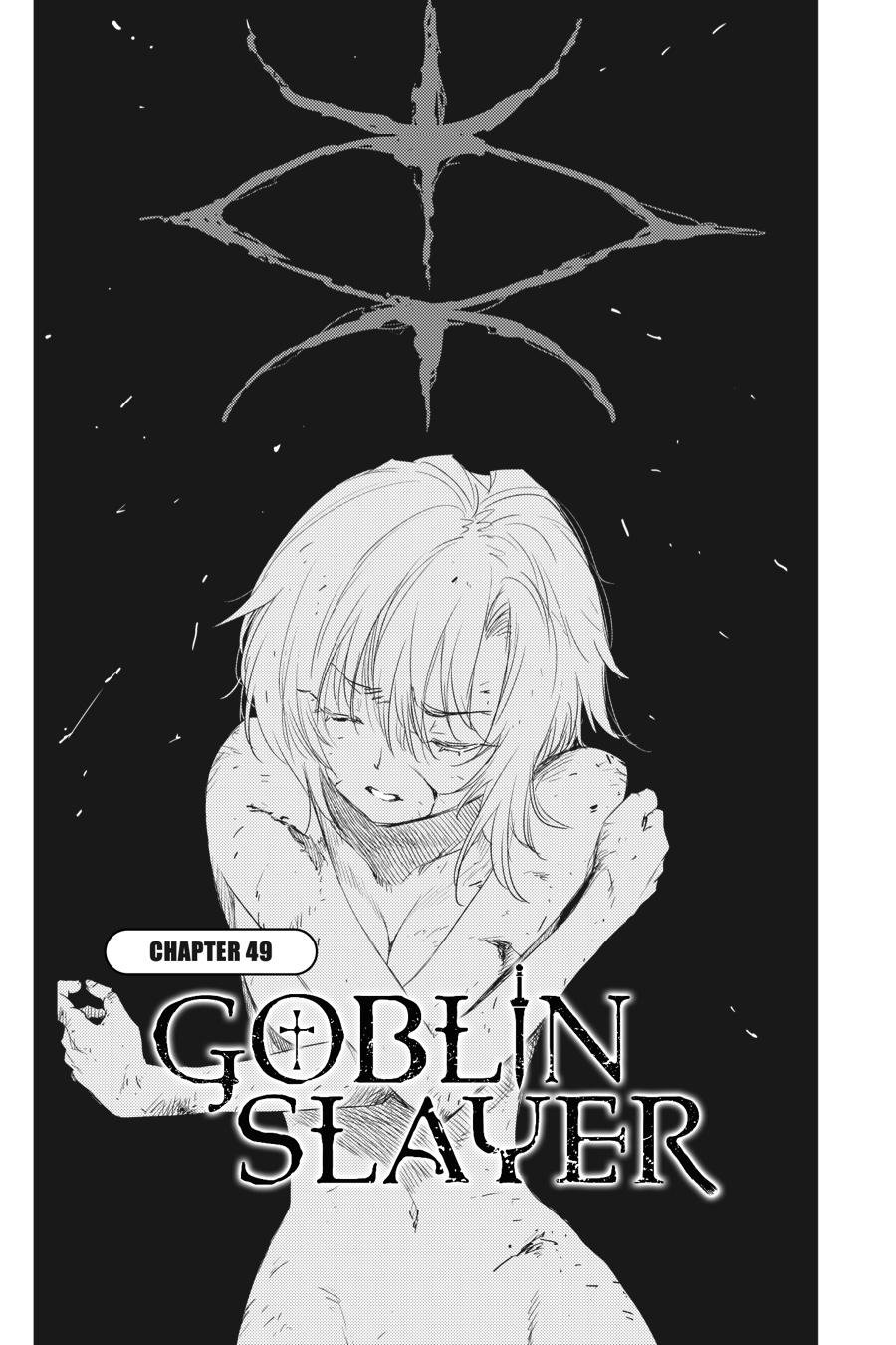 Manga Goblin Slayer - Chapter 49 Page 3