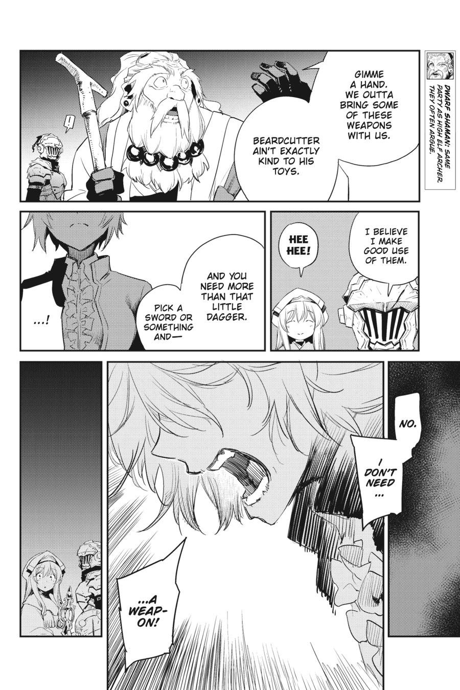 Manga Goblin Slayer - Chapter 49 Page 9