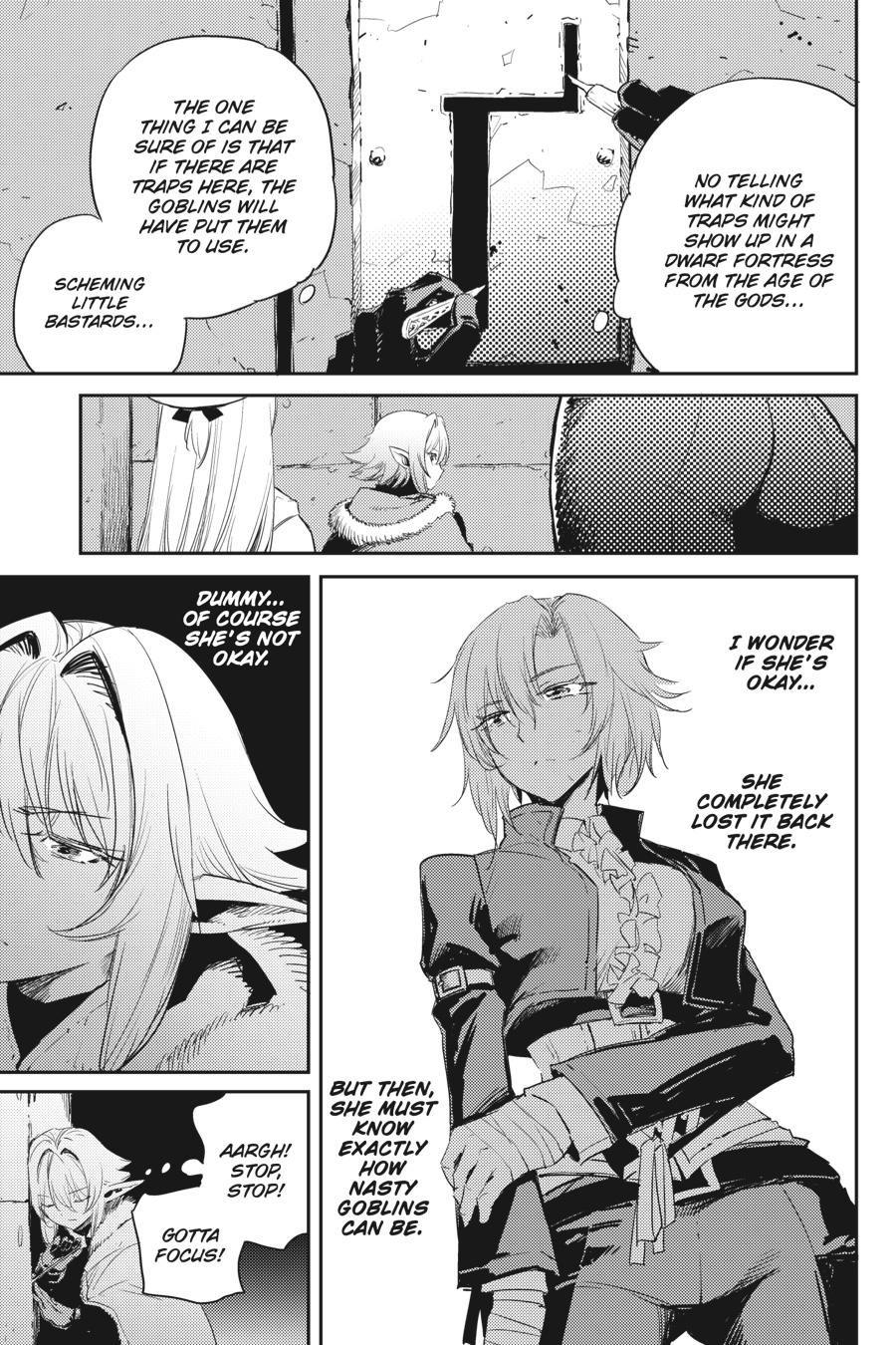 Manga Goblin Slayer - Chapter 49 Page 4