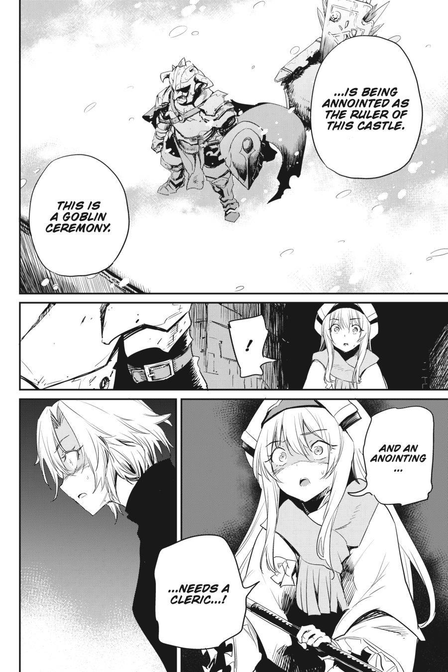 Manga Goblin Slayer - Chapter 49 Page 22