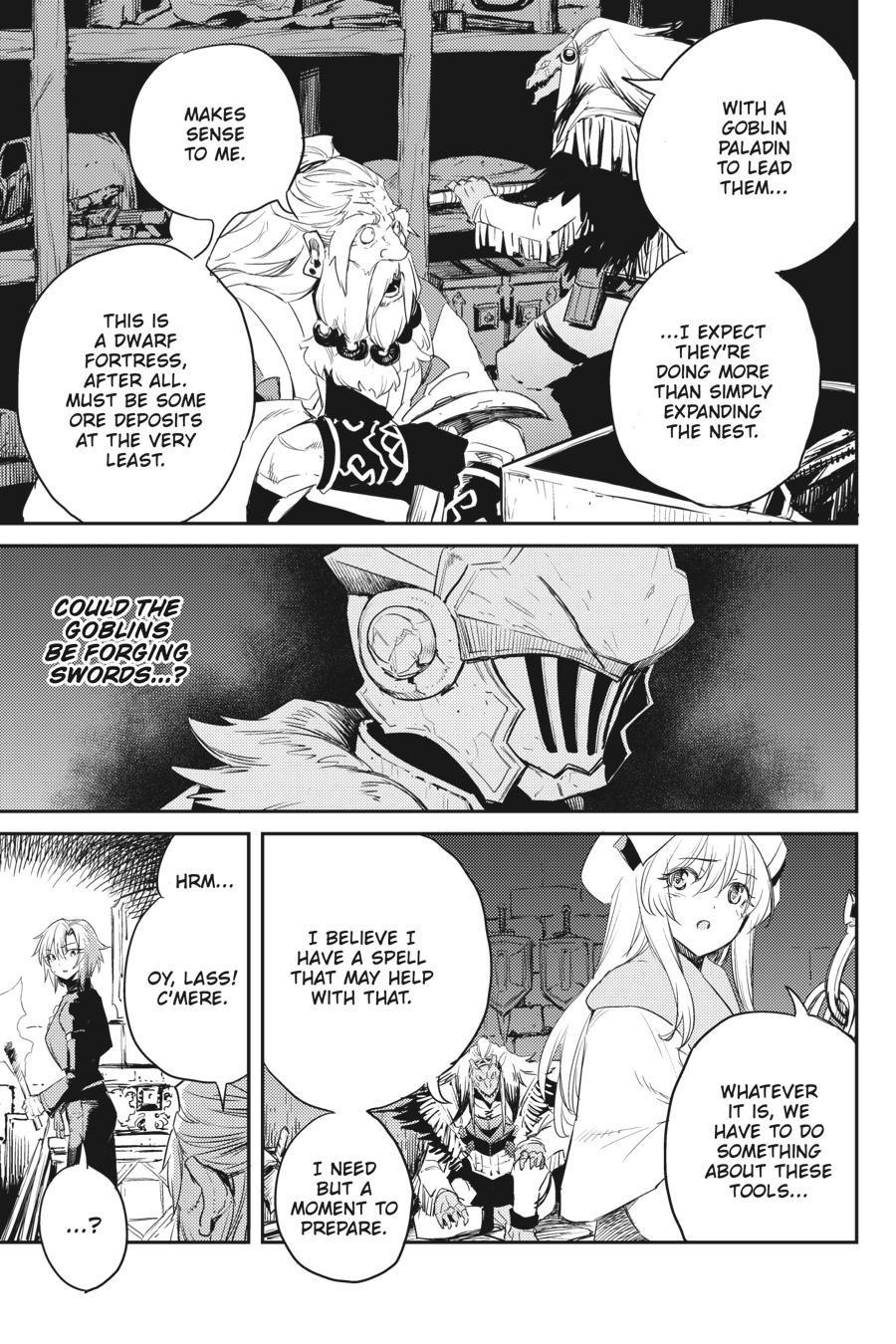 Manga Goblin Slayer - Chapter 49 Page 8