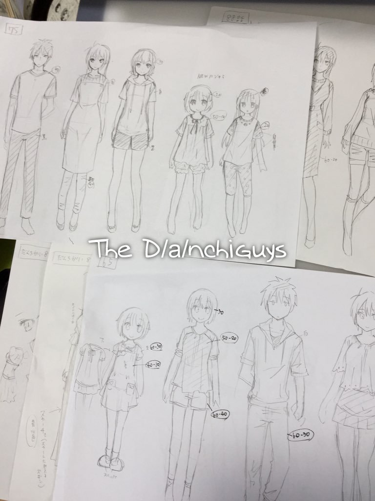 Manga Danchigai - Chapter 115 Page 15