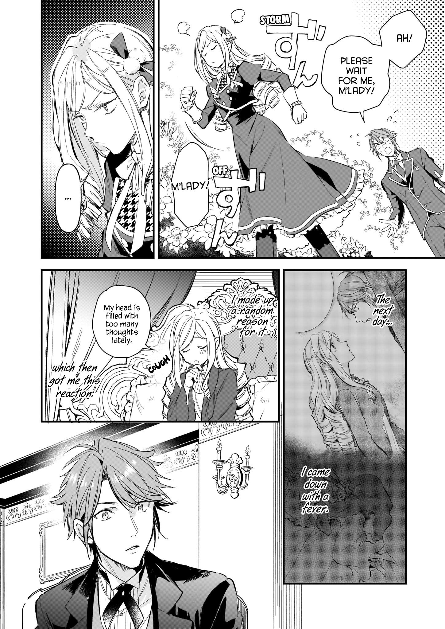 Manga The Daughter of the Albert House Wishes for Ruin - Chapter 9 Page 4