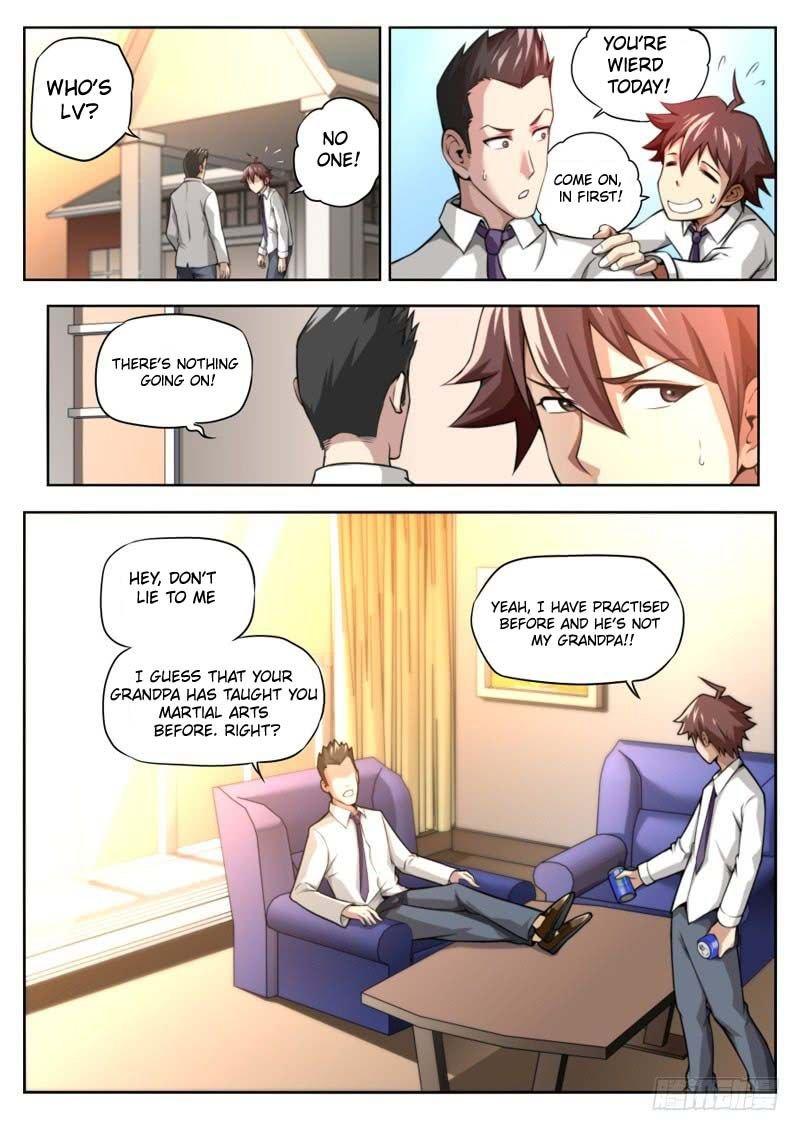 Manga God at Random - Chapter 12 Page 7