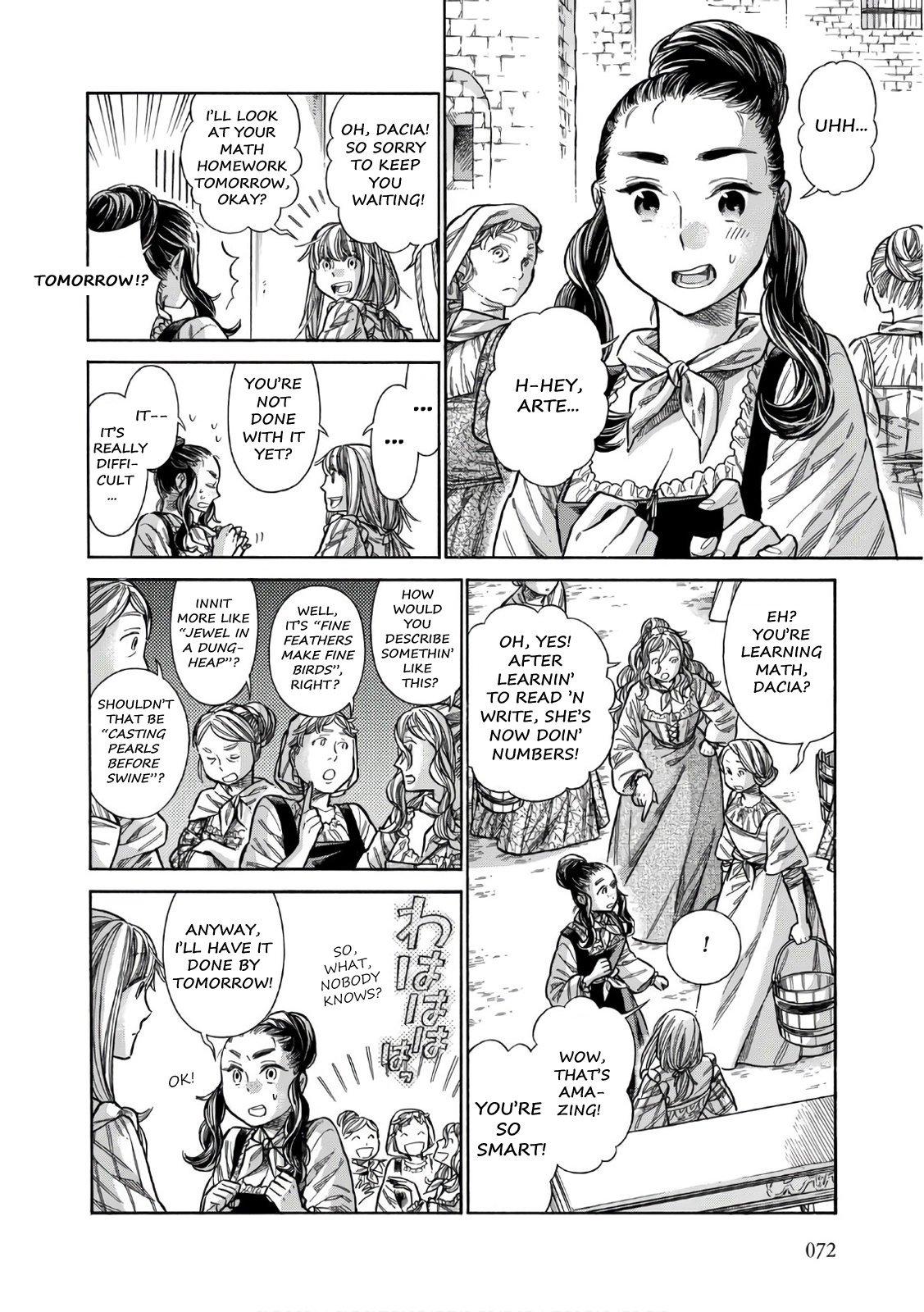Manga Arte - Chapter 38 Page 7