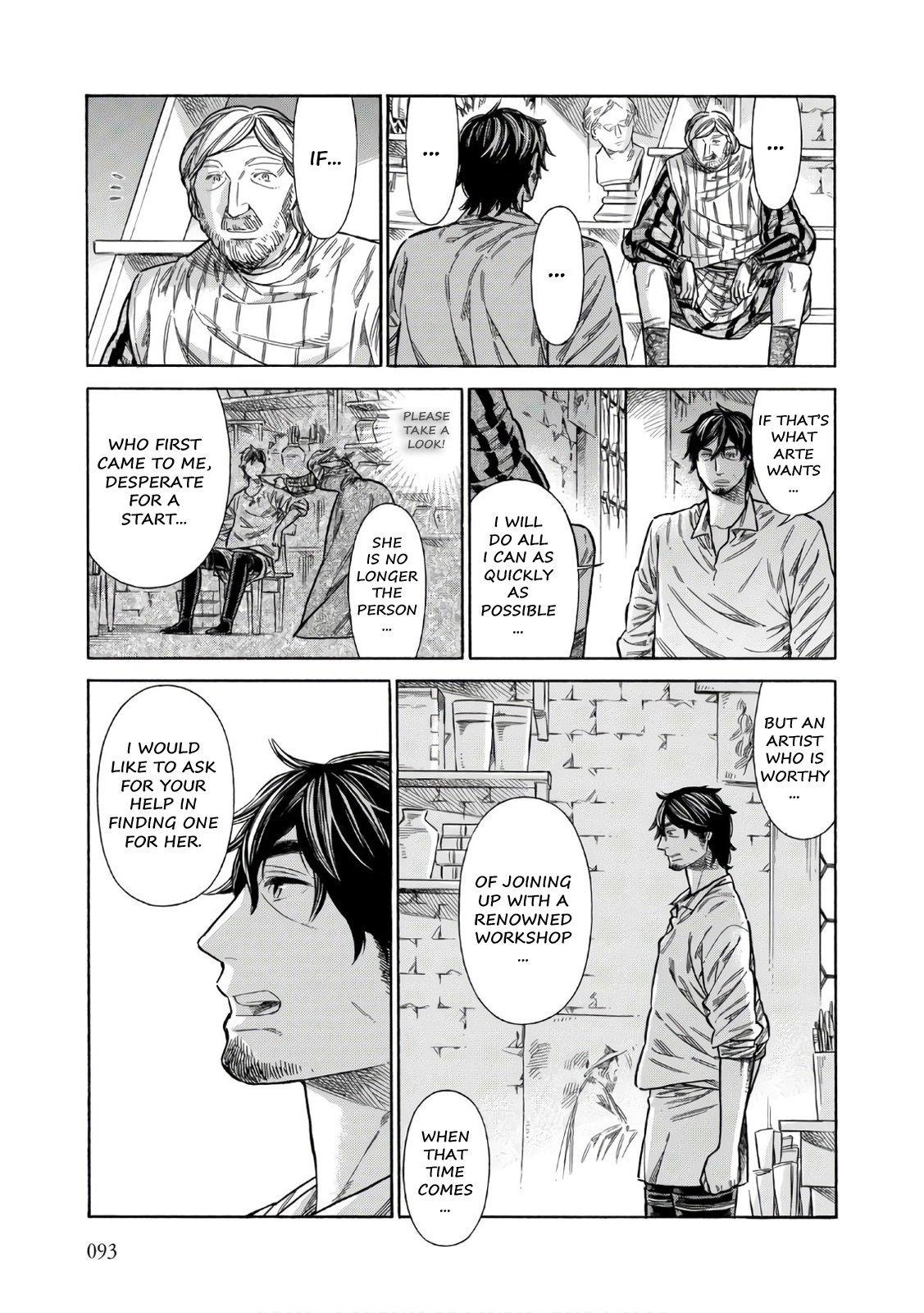 Manga Arte - Chapter 38 Page 28