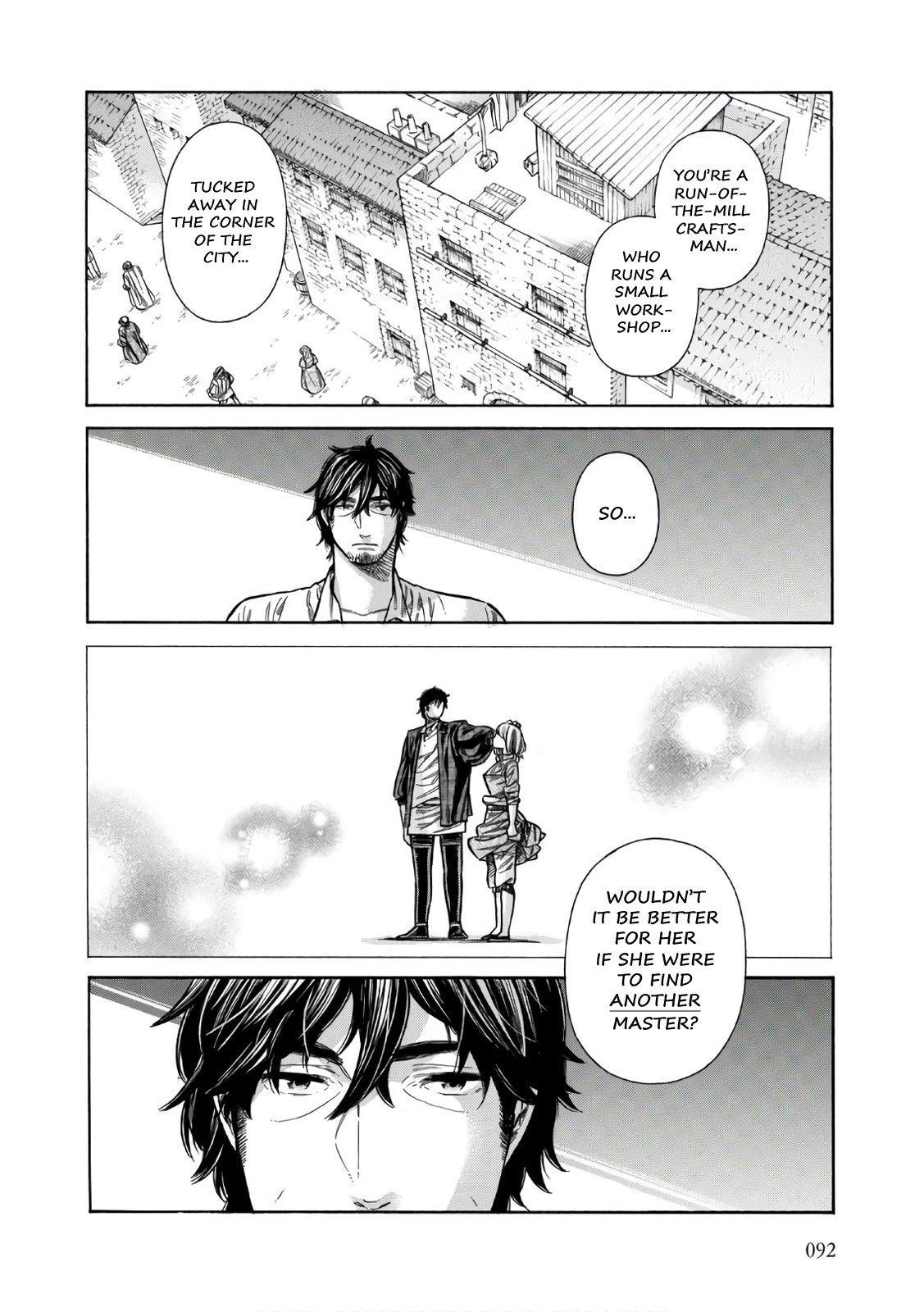 Manga Arte - Chapter 38 Page 27