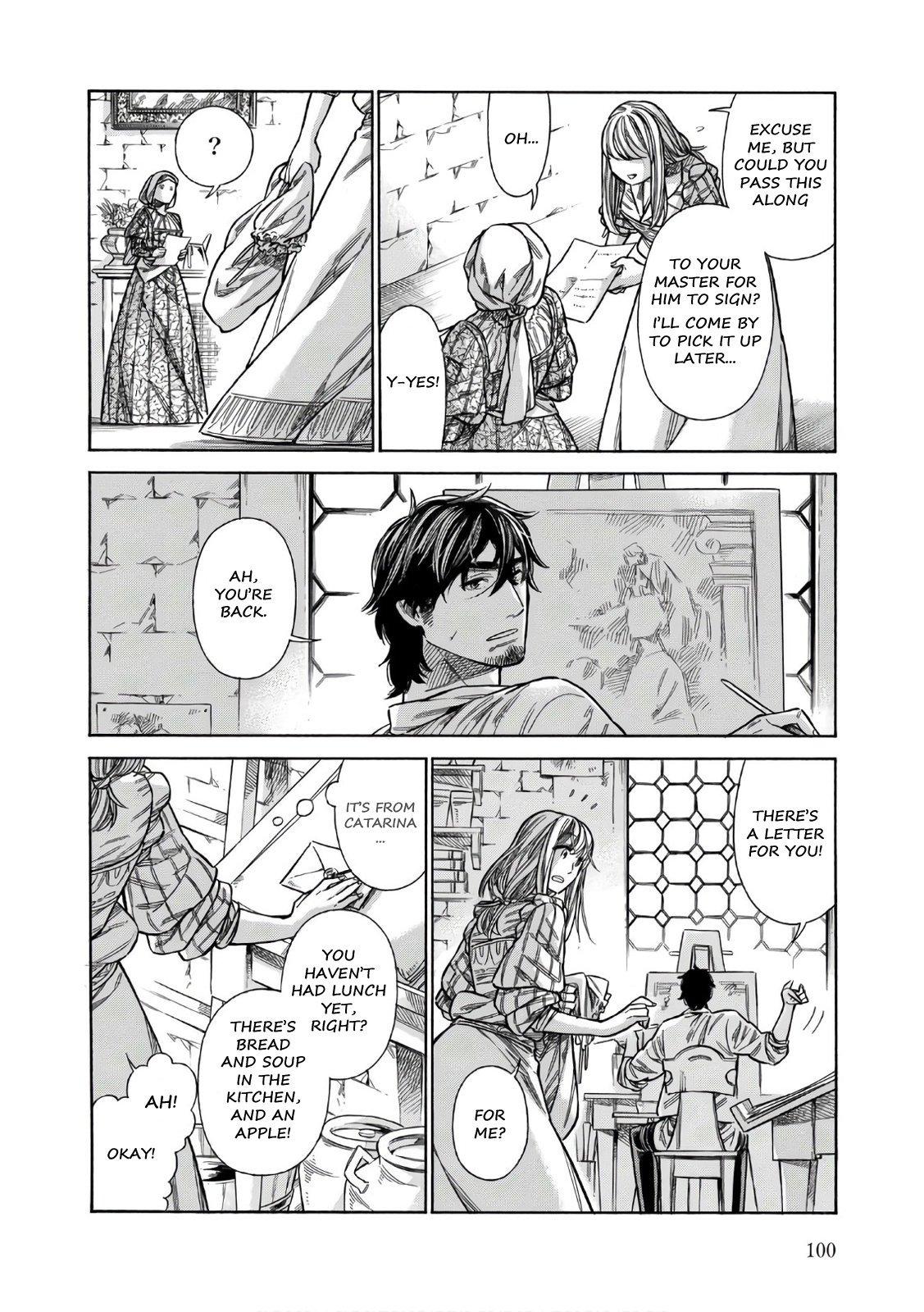 Manga Arte - Chapter 38 Page 35