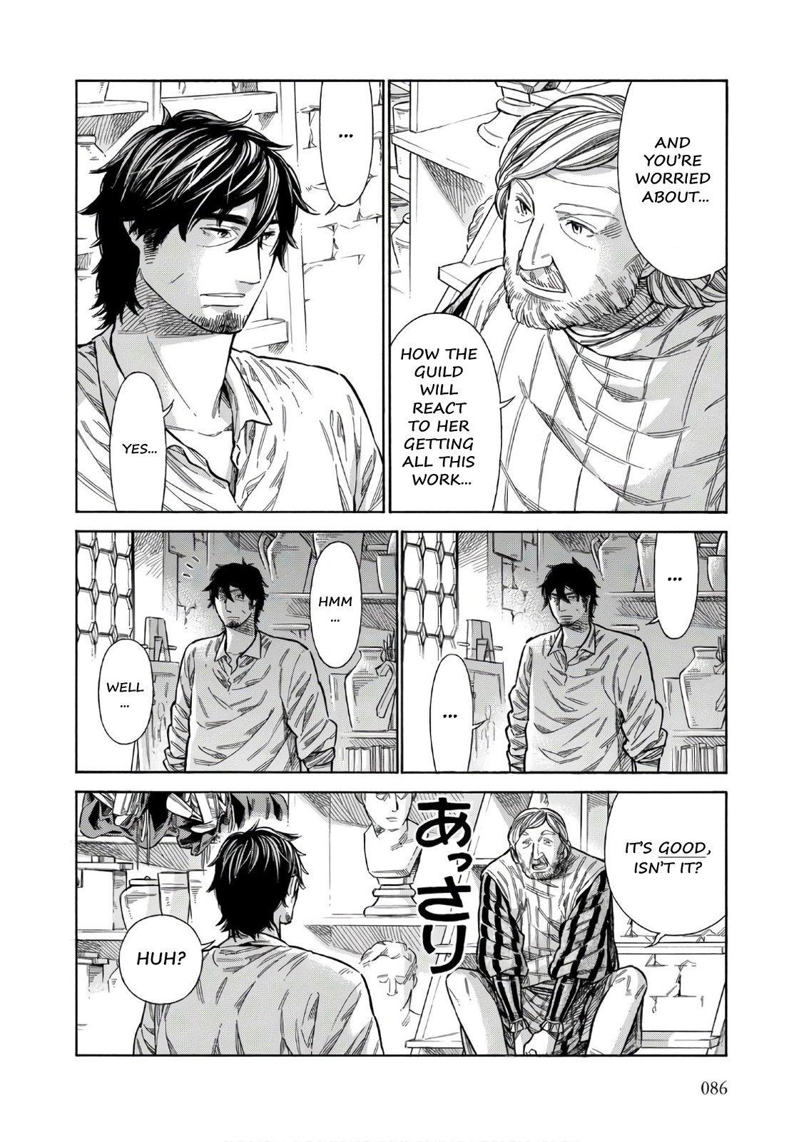 Manga Arte - Chapter 38 Page 21