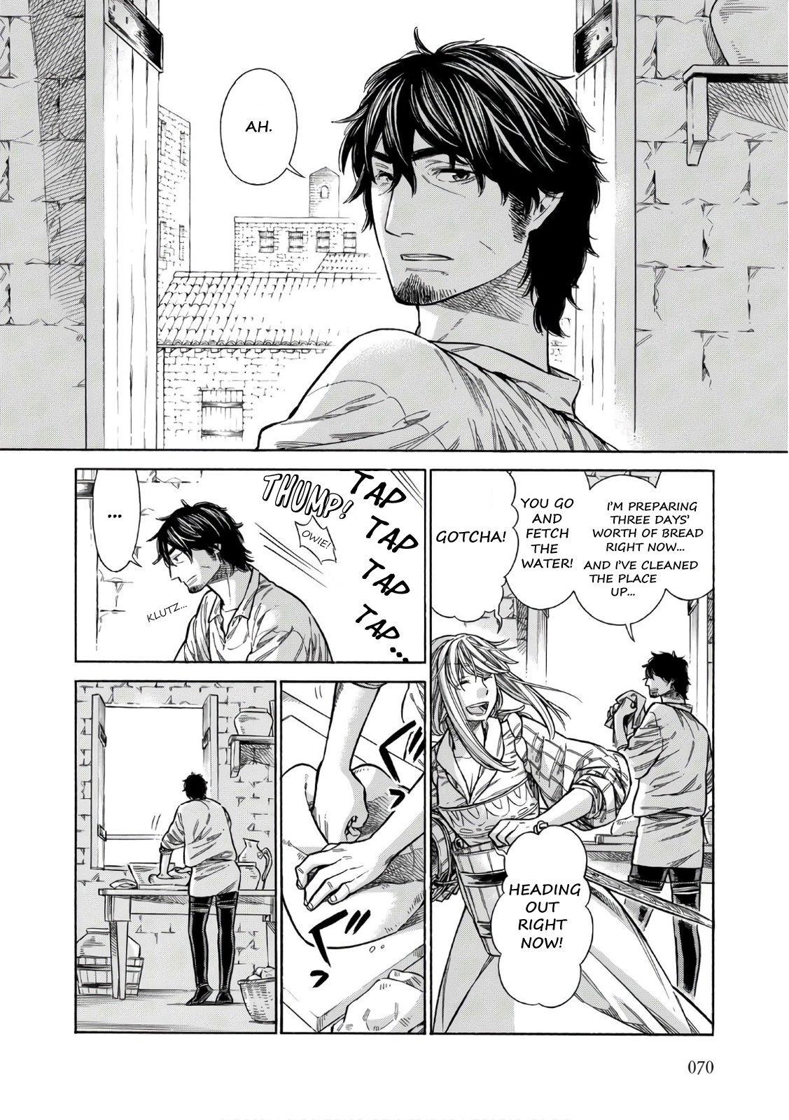 Manga Arte - Chapter 38 Page 5