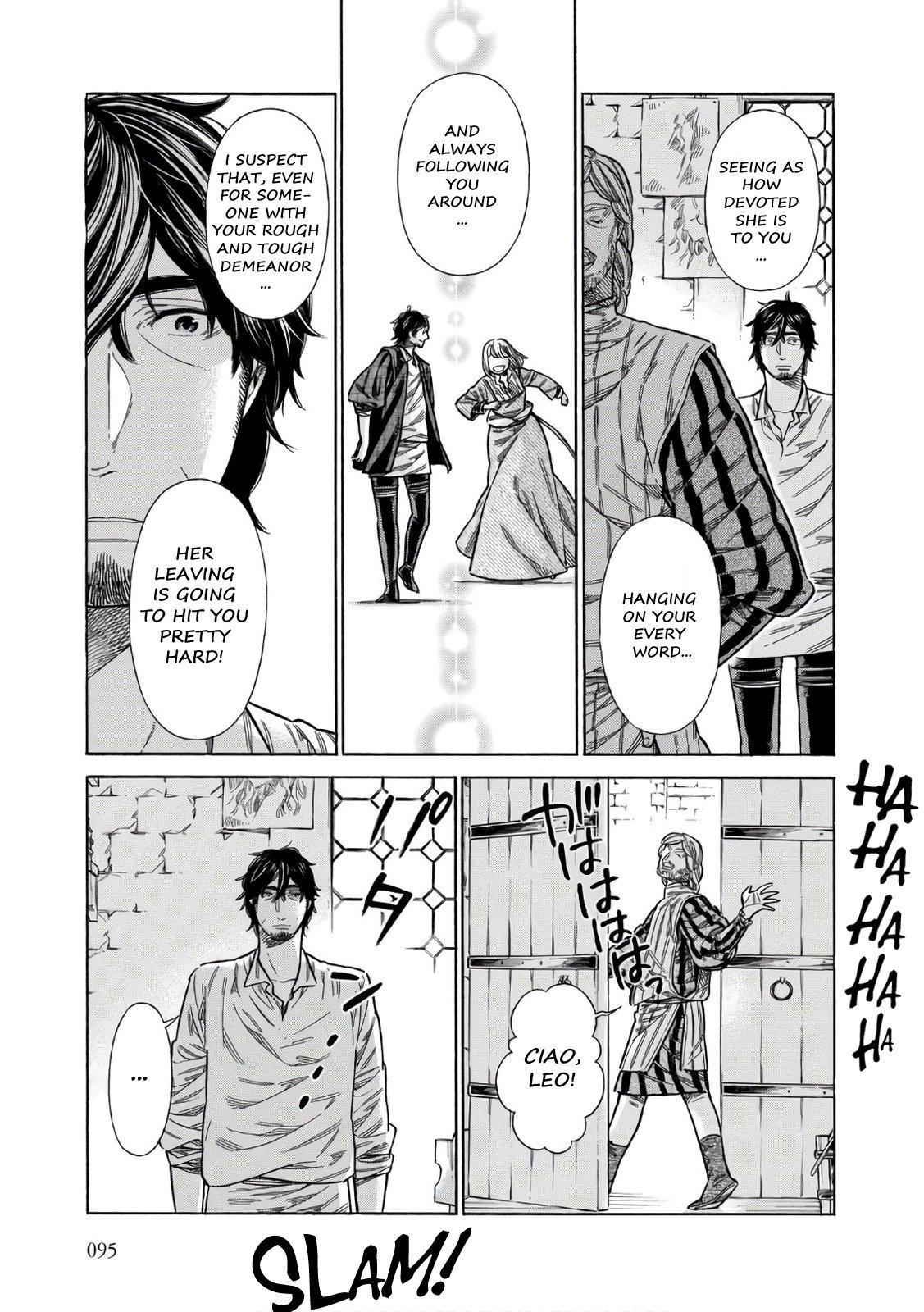Manga Arte - Chapter 38 Page 30
