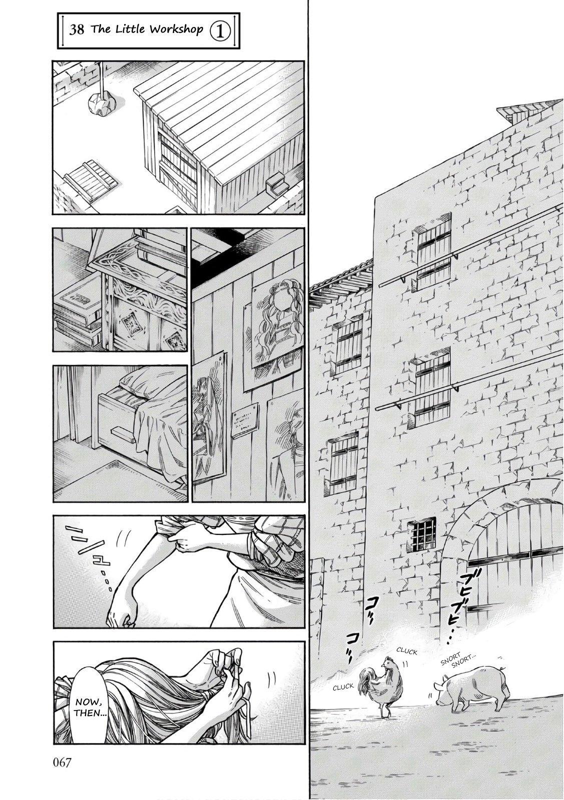 Manga Arte - Chapter 38 Page 2
