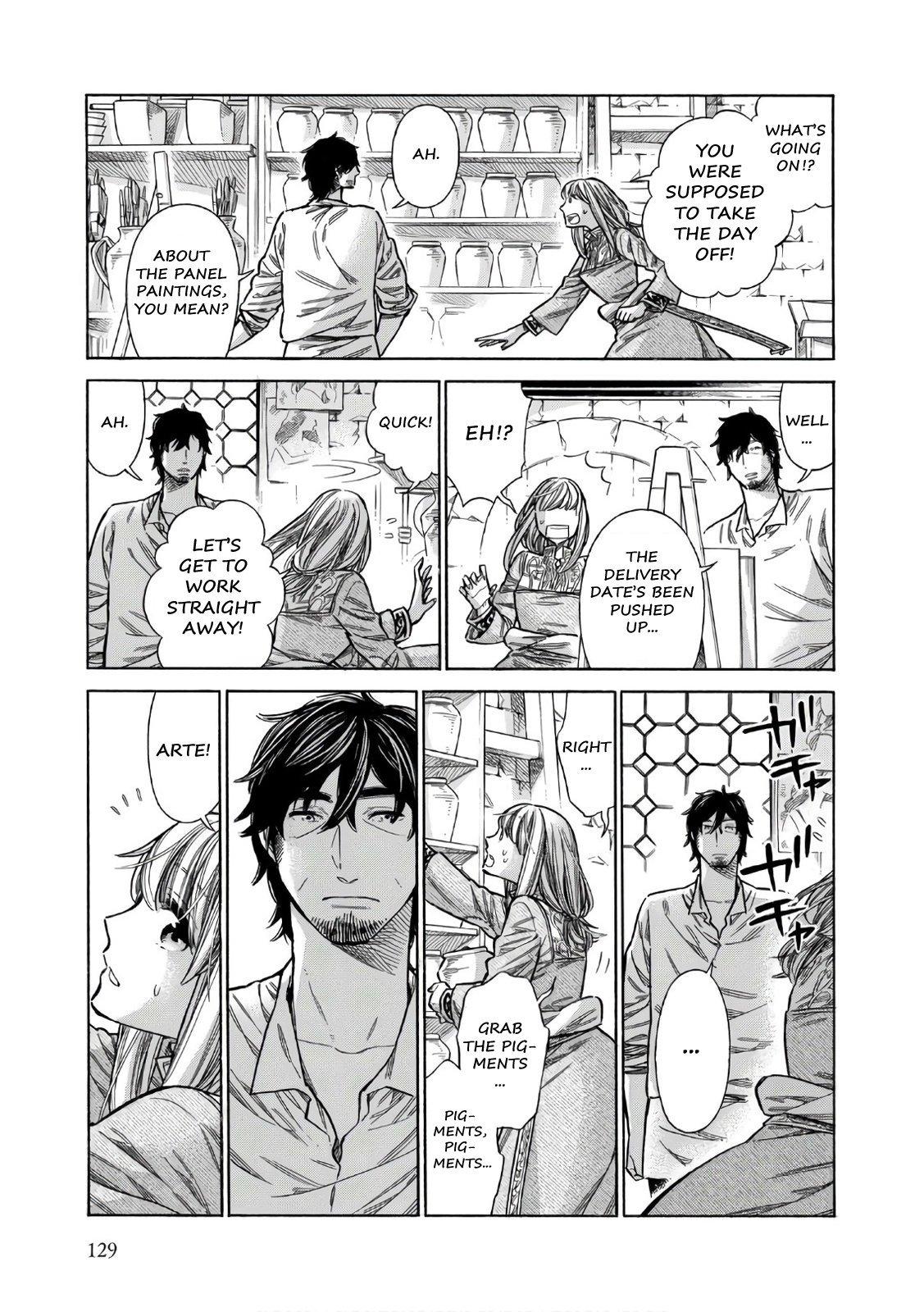 Manga Arte - Chapter 39 Page 24