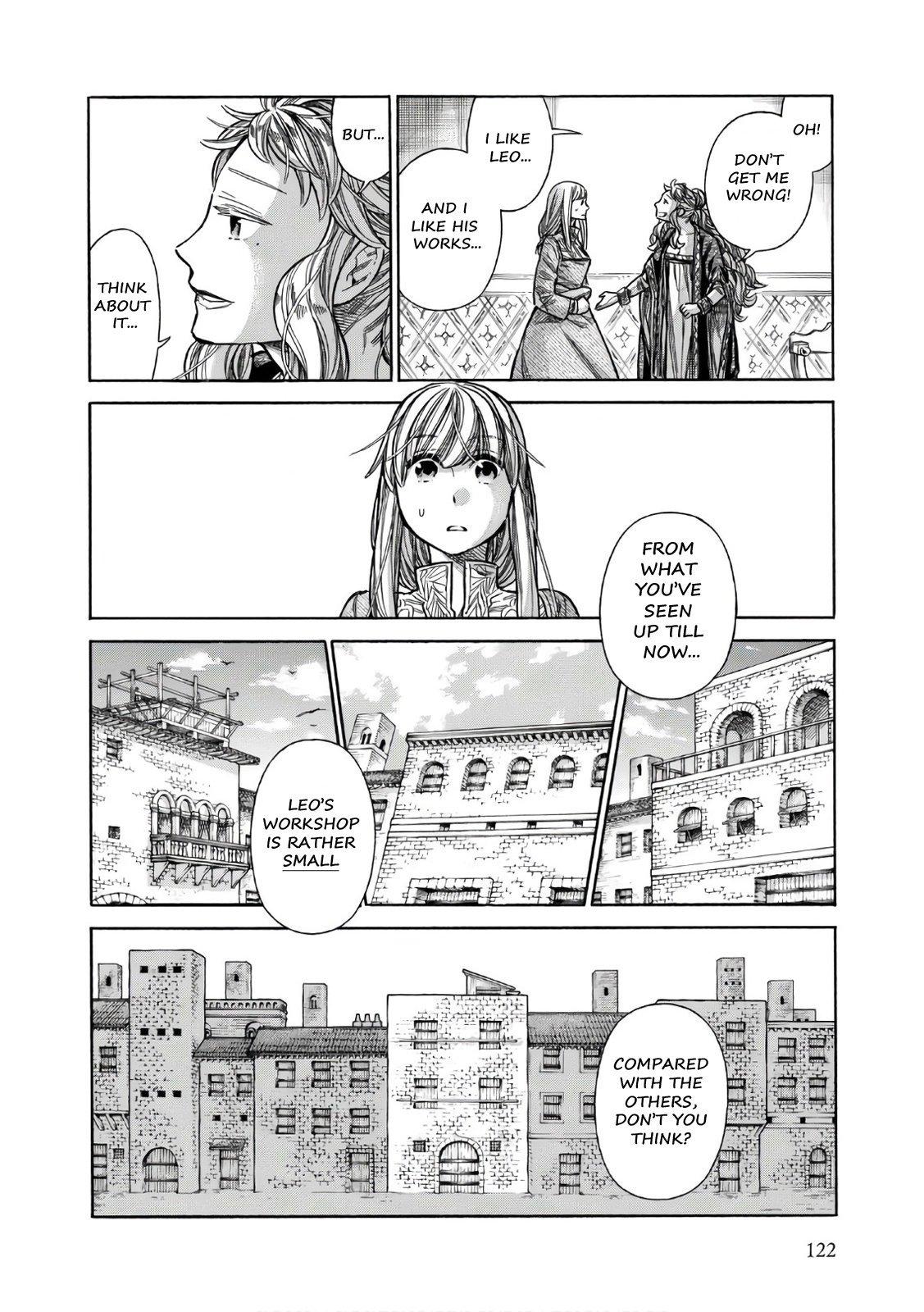 Manga Arte - Chapter 39 Page 17