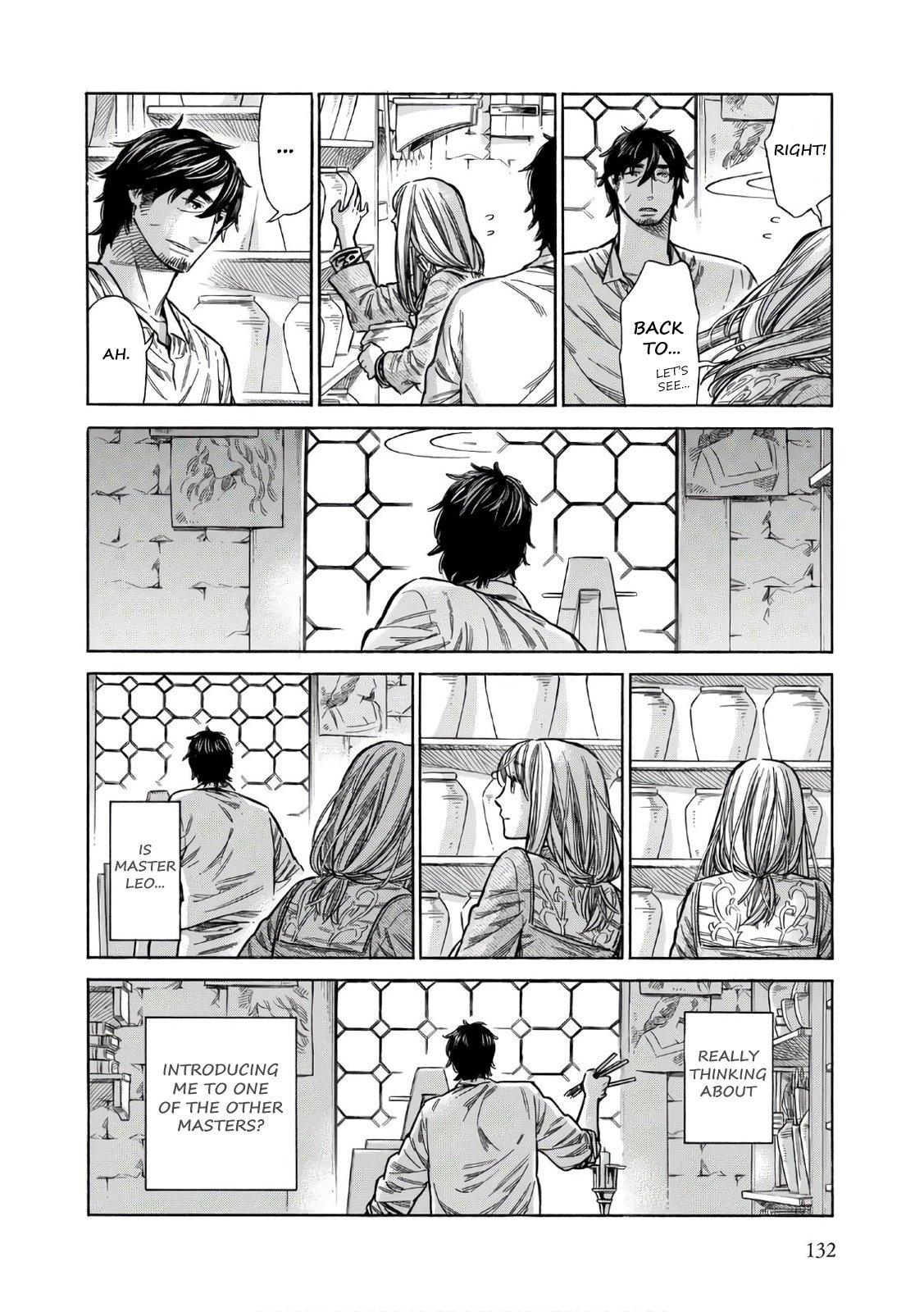 Manga Arte - Chapter 39 Page 27