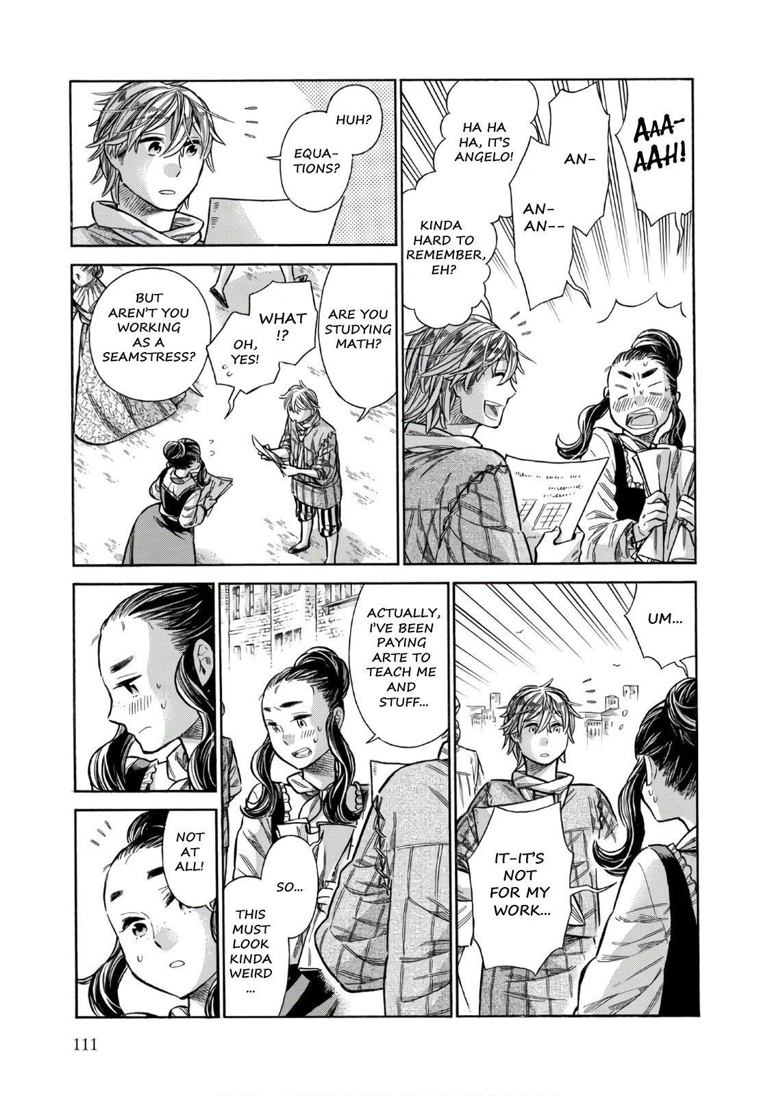 Manga Arte - Chapter 39 Page 6