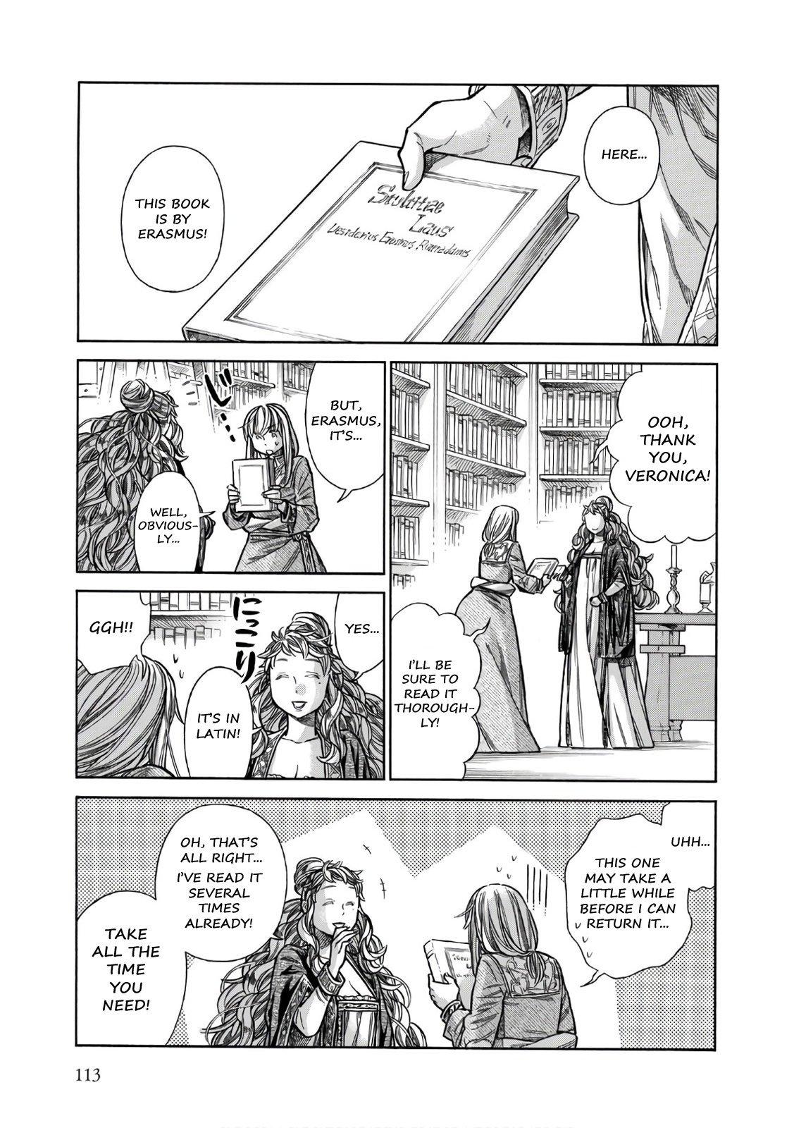 Manga Arte - Chapter 39 Page 8