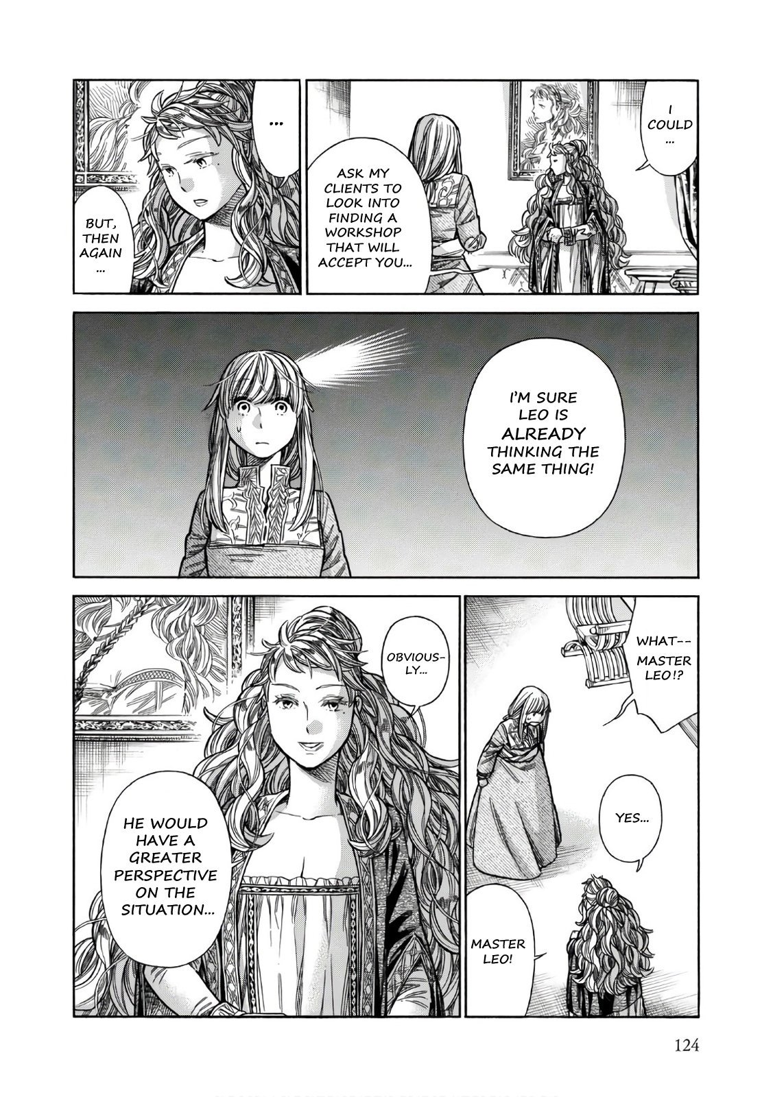 Manga Arte - Chapter 39 Page 19