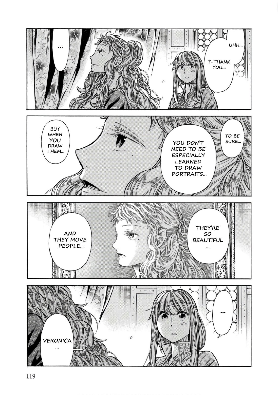 Manga Arte - Chapter 39 Page 14
