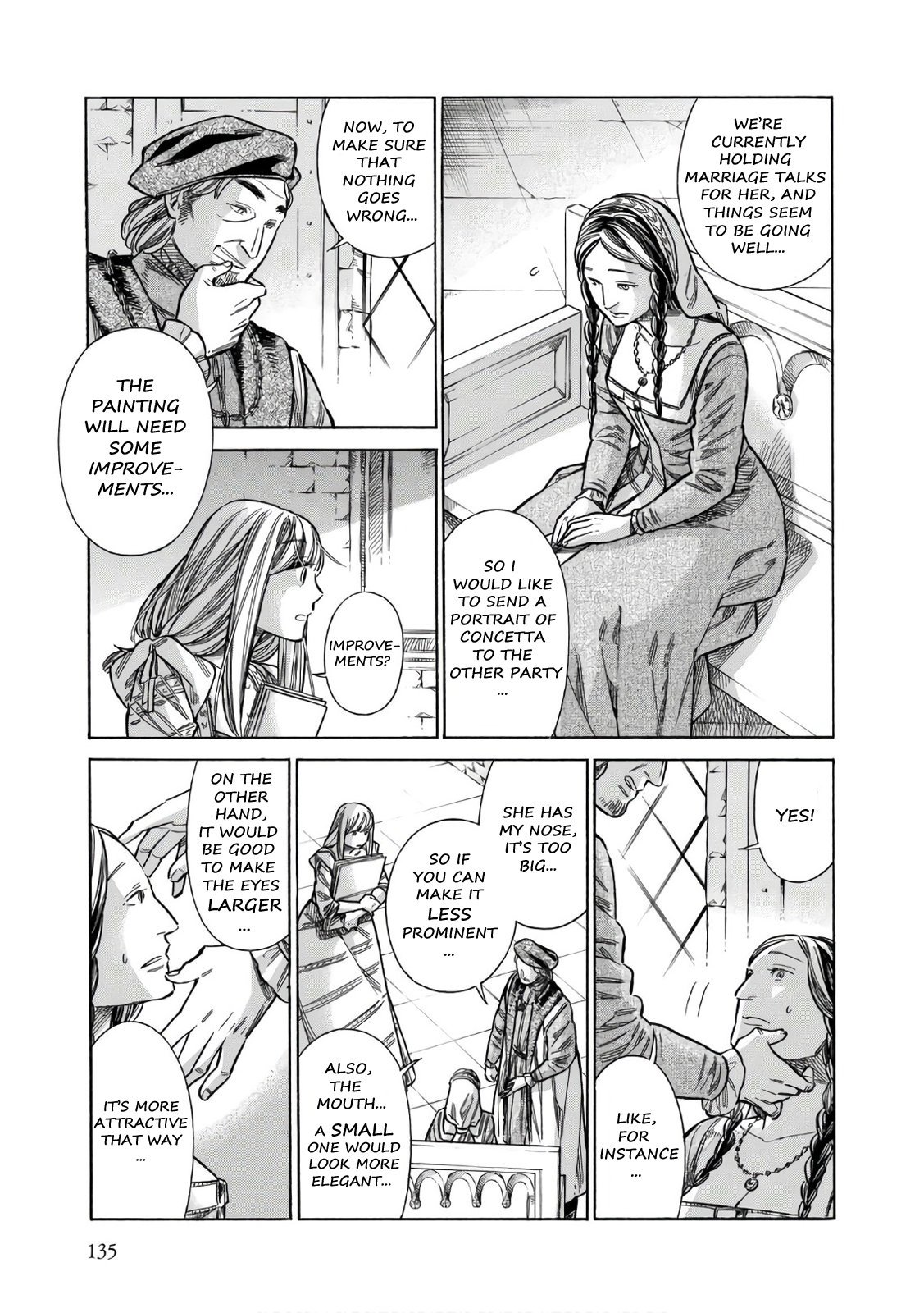 Manga Arte - Chapter 39 Page 30