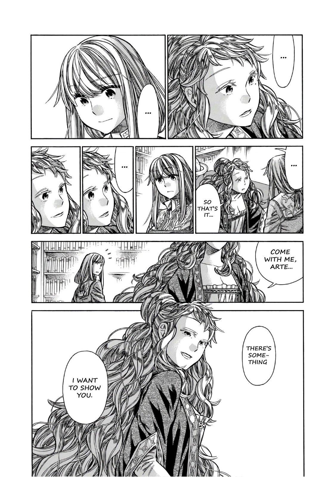 Manga Arte - Chapter 39 Page 12