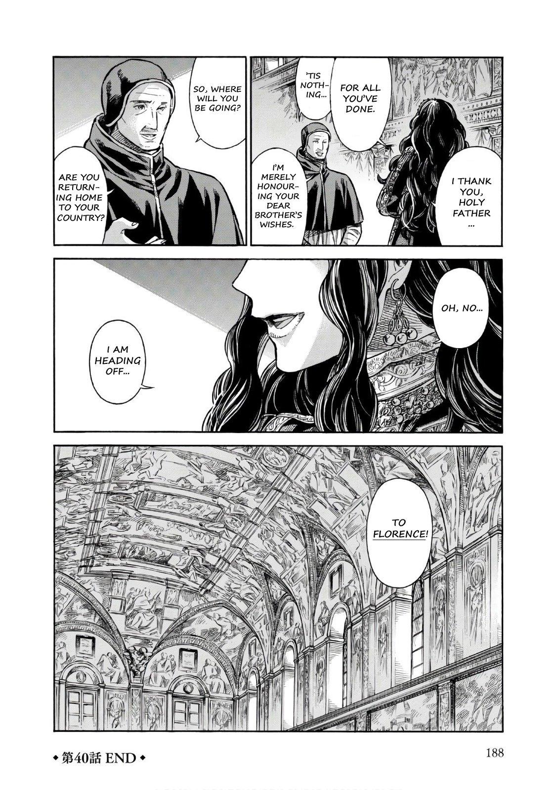 Manga Arte - Chapter 40 Page 43