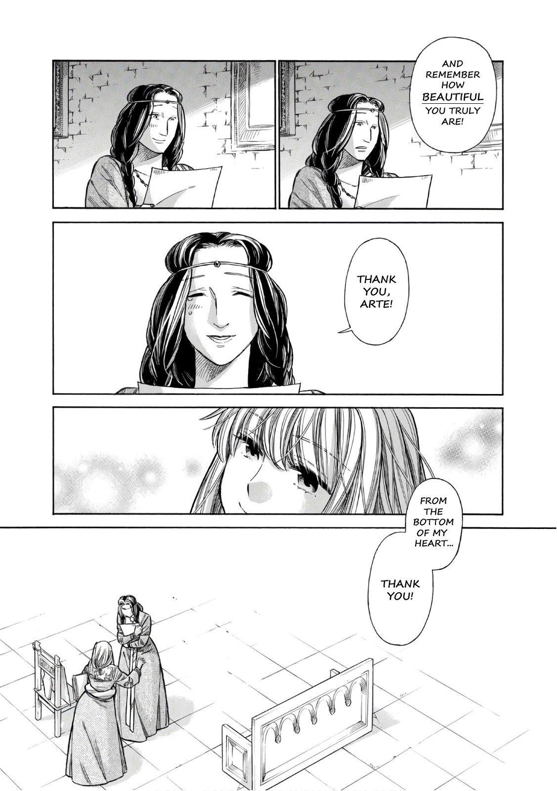 Manga Arte - Chapter 40 Page 30