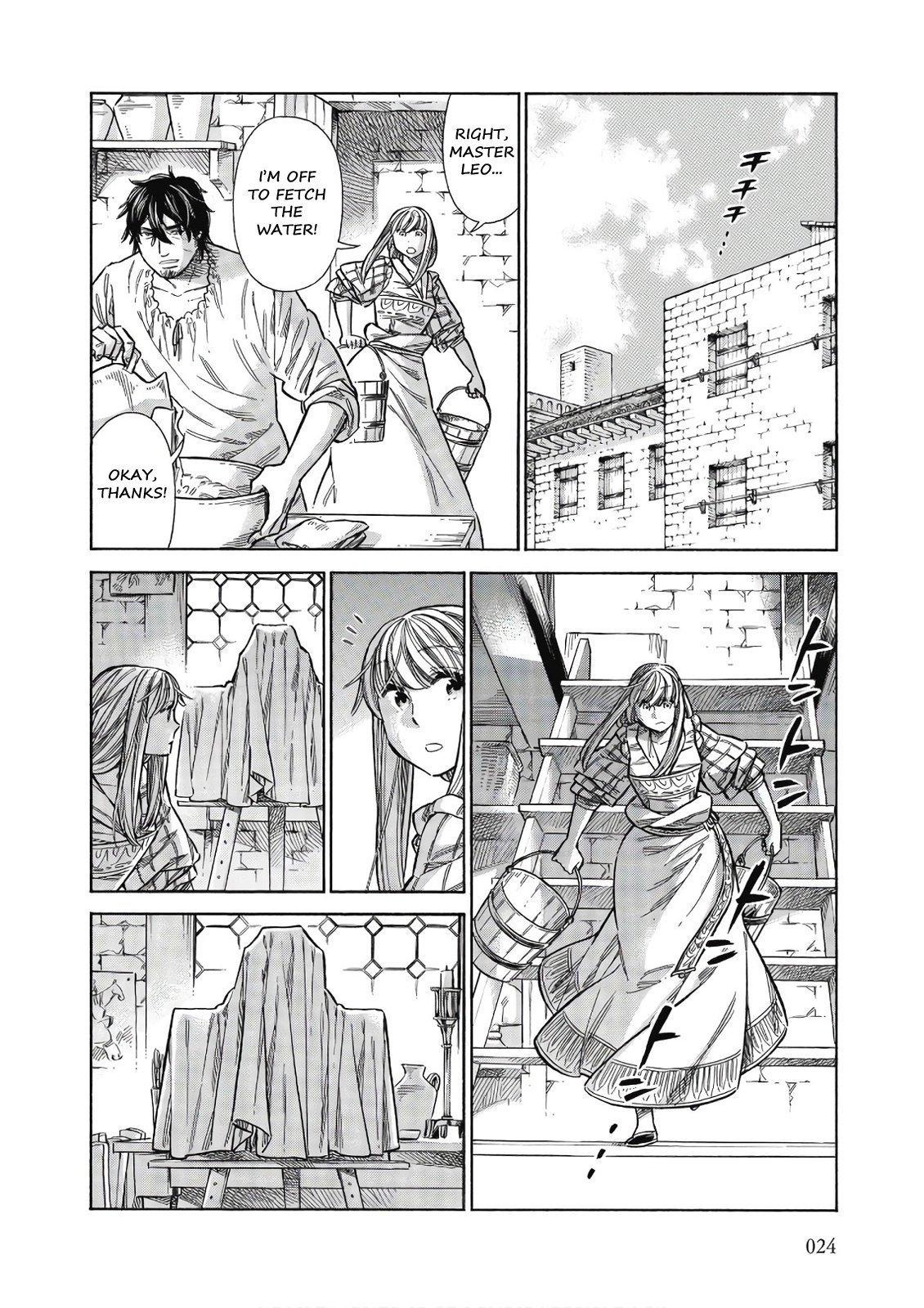 Manga Arte - Chapter 41 Page 23