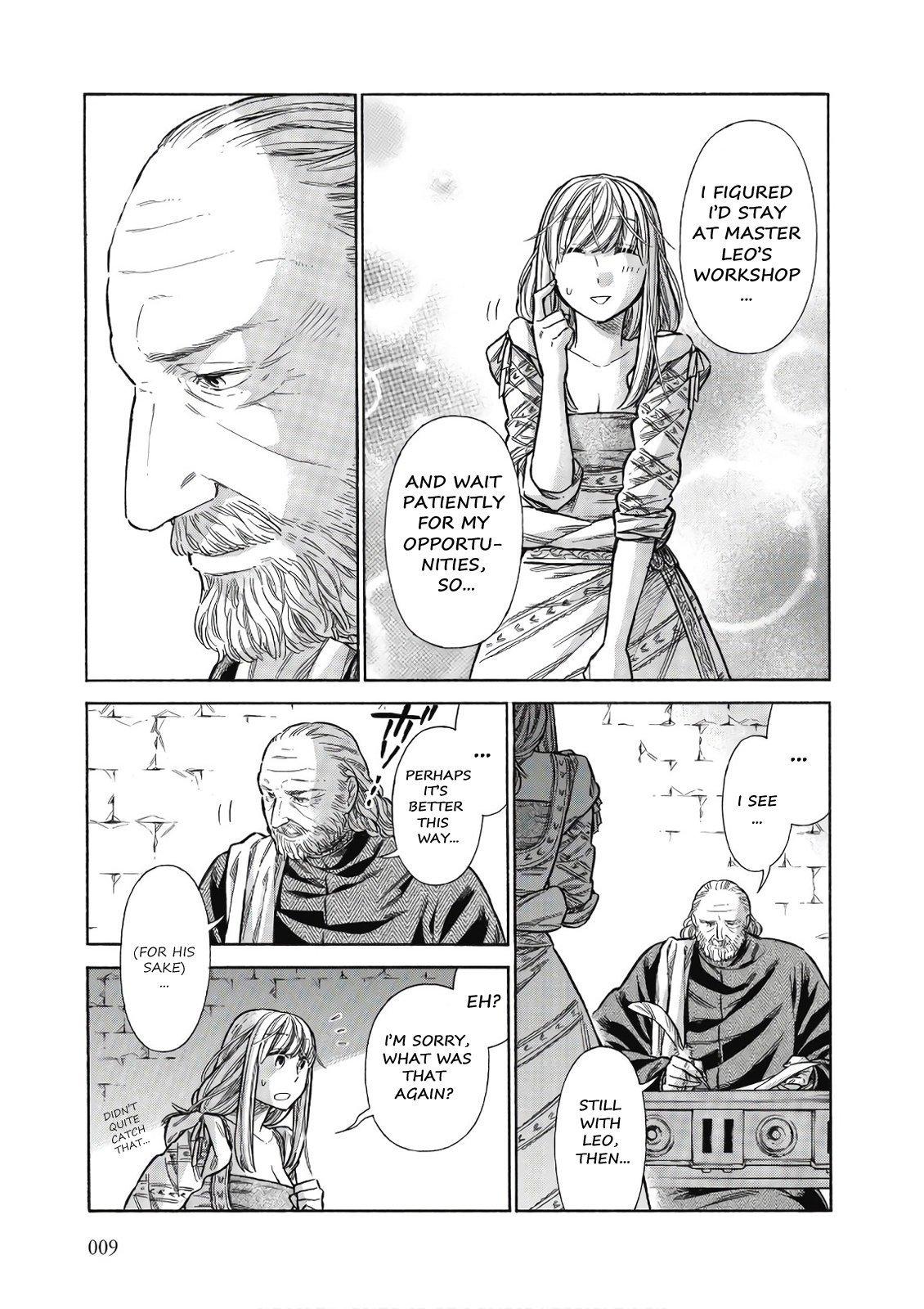 Manga Arte - Chapter 41 Page 8