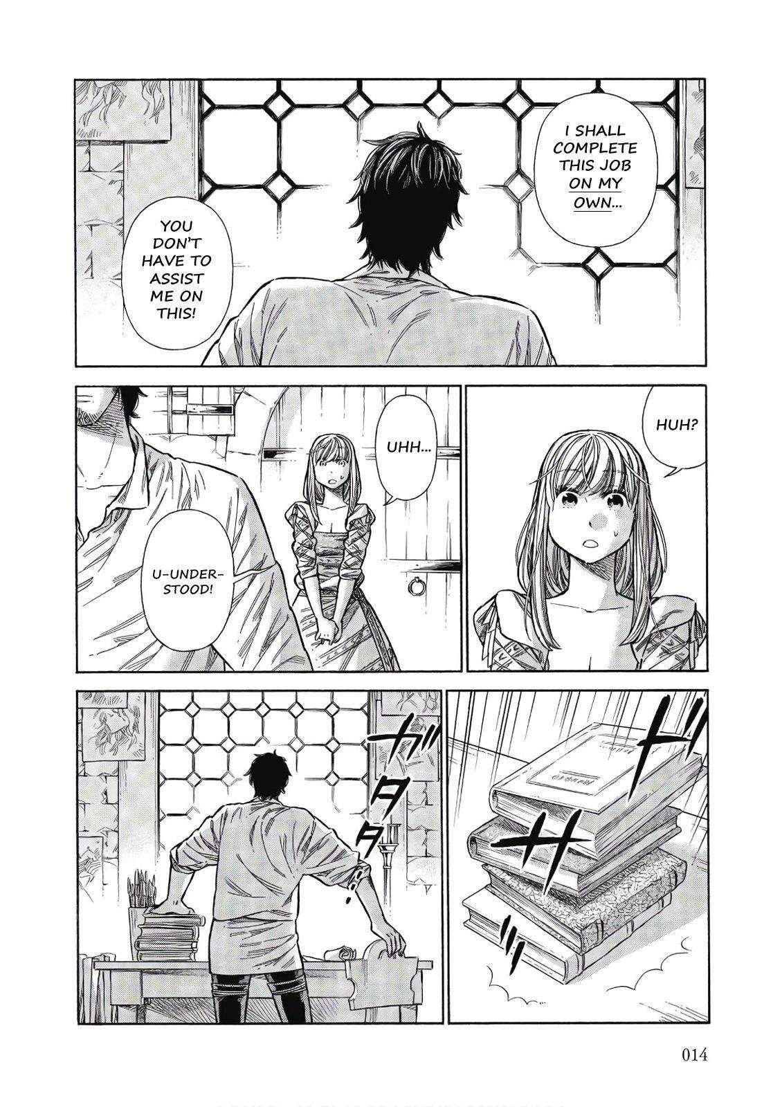 Manga Arte - Chapter 41 Page 13