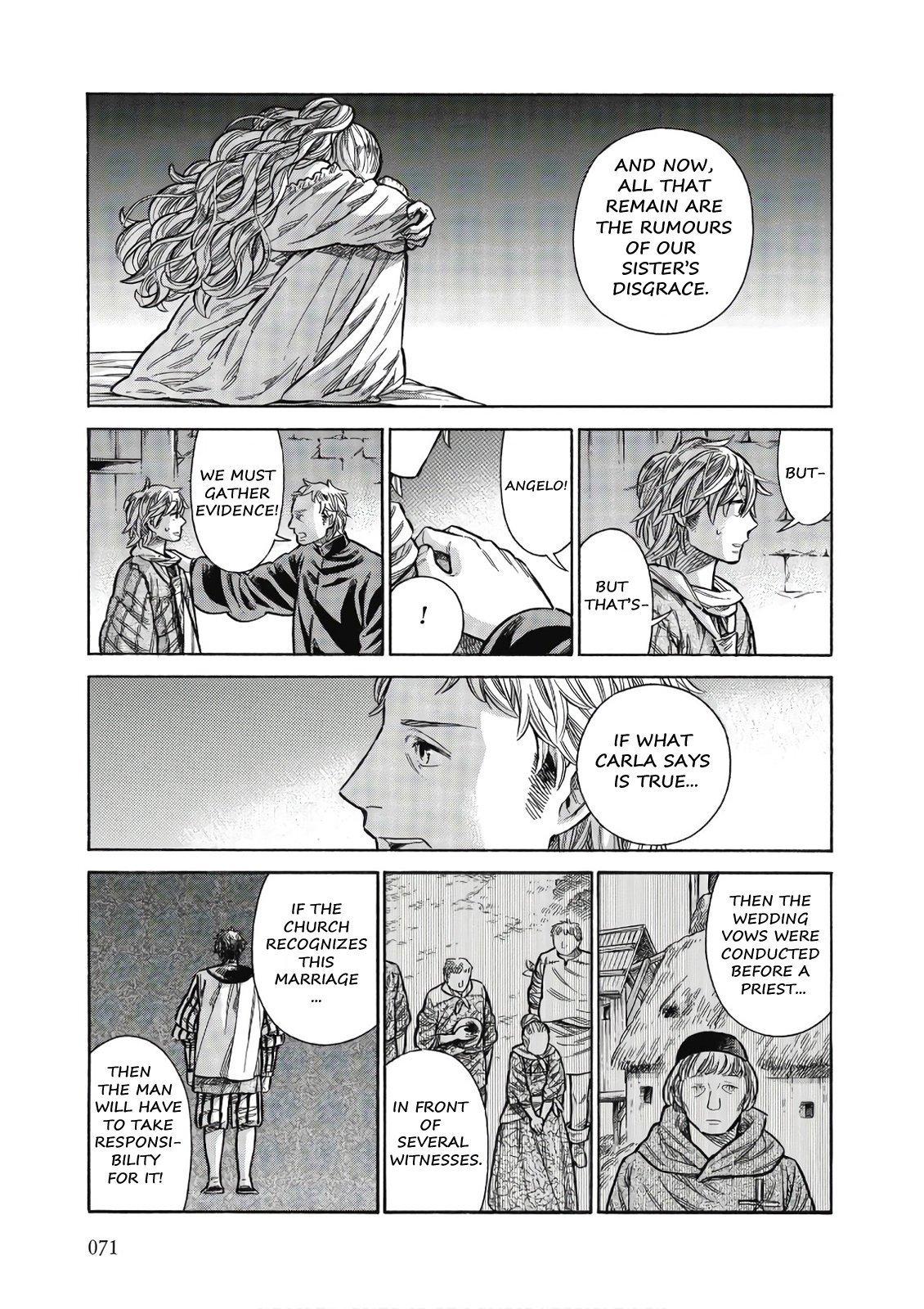 Manga Arte - Chapter 42 Page 32